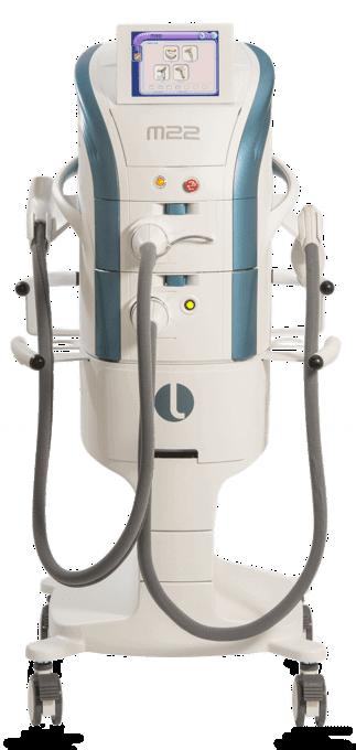 IPL Laser Skin Treatment Lumenis M22
